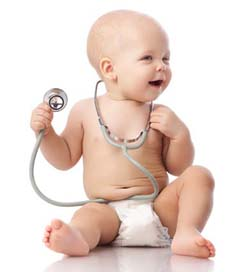 Детский врач в Вырице