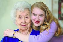 Сестринский уход за пожилыми людьми