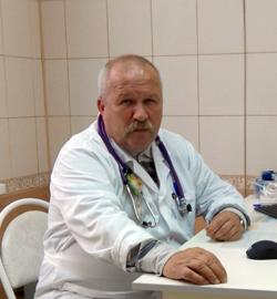врач педиатр Костриков Сергей Евгеньевич