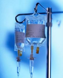 Капельницы и инъекции в процедурном кабинете