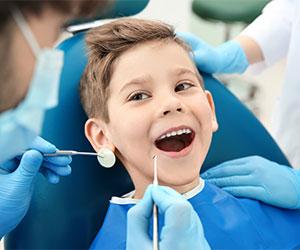 Детский стоматолог в Вырице